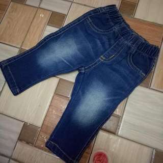 Jeans Baby Mothercare 0-3 Months