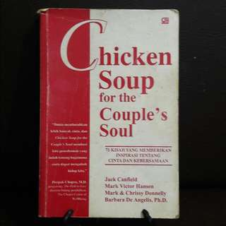 Buku Chicken Soup For The Couples' Soul