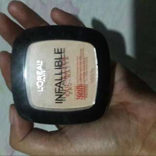 Infalliable Loreal