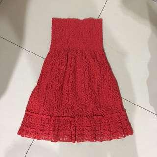Mini Lacey Dress
