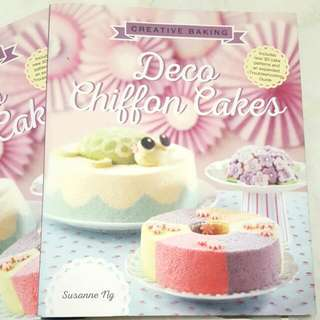 Deco Chiffon Cakes by Susanne Ng