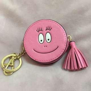 泡泡先生 零錢包 鑰匙圈 小包 掛包