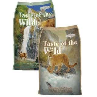 Taste Of The Wild Cat Dry Food