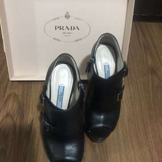 Prada High Heels Shoes Size 6 - repriced