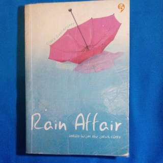 Rain Affair - Clara Canceriana