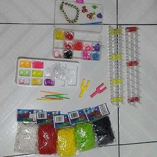 Complete Rainbow Loom Set