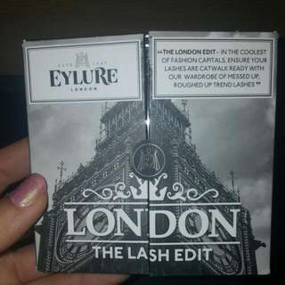 Eylure London Lash Edit . 3 Pairs Of False Lashes