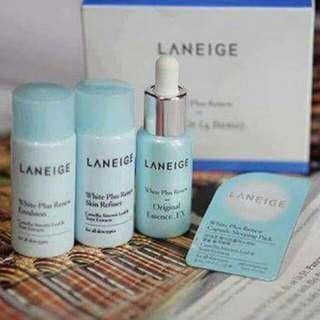 Laneige White Plus Renew 4in1 Kit