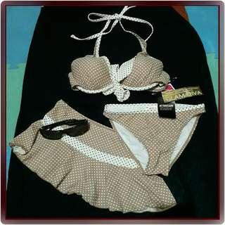 BrandNew 3 Piece Swimwear