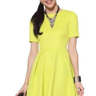 Lovebonito Jurique neoprene Dress Size M