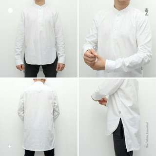EEZ - The White Essential Shirt