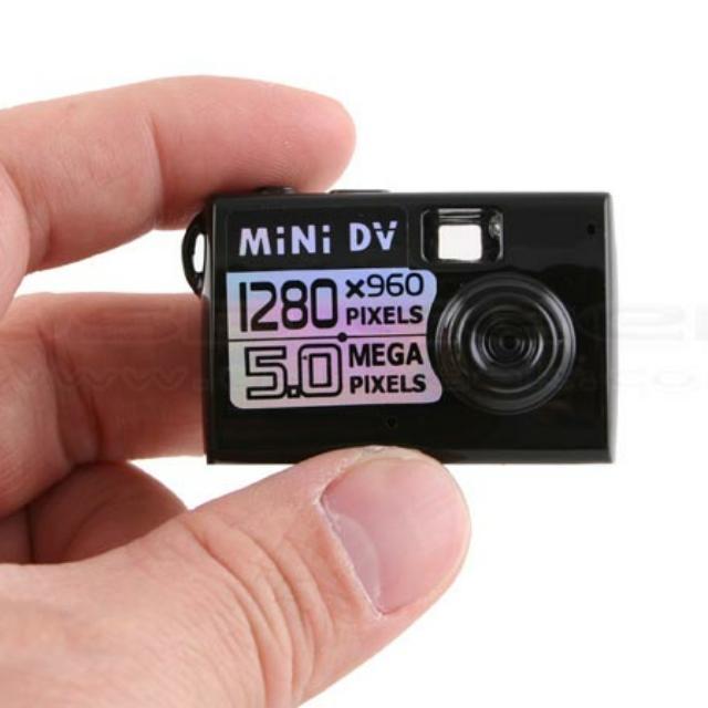 微型 攝錄DV 相機