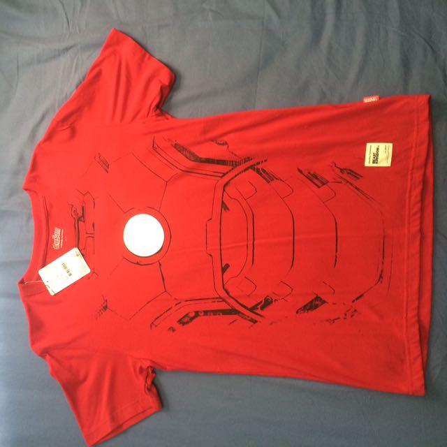 鋼鐵人 短袖T恤