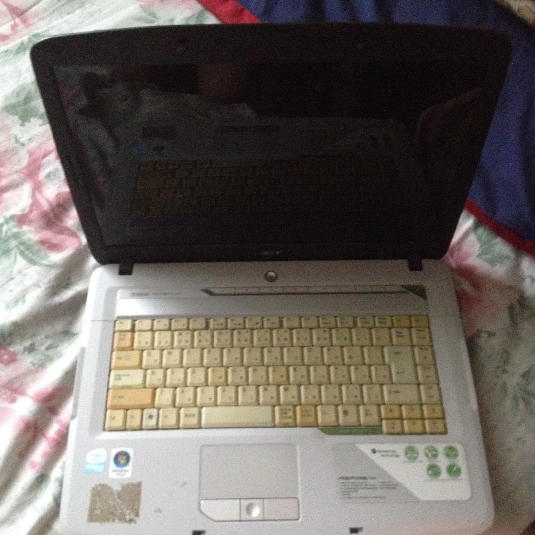 acer laptop for parts only
