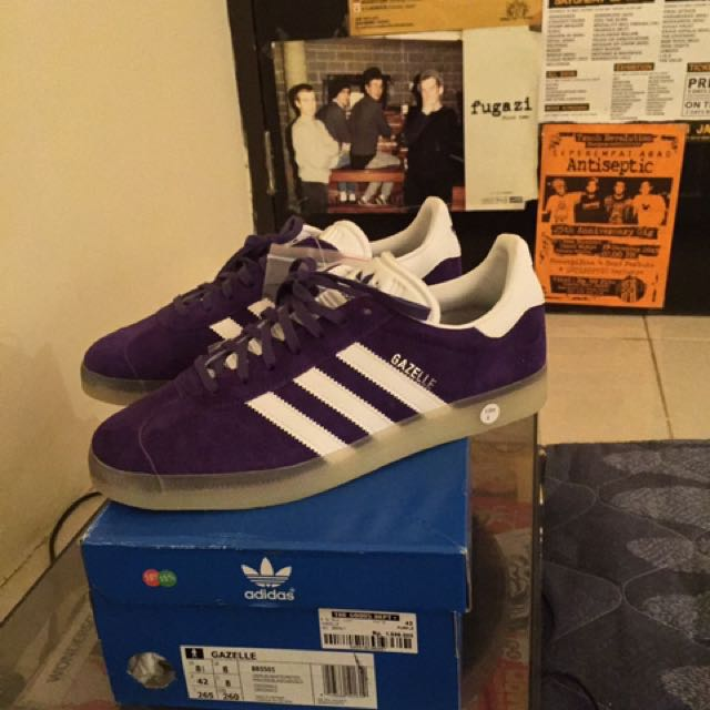 Adidas Gazelle Indoor Purple