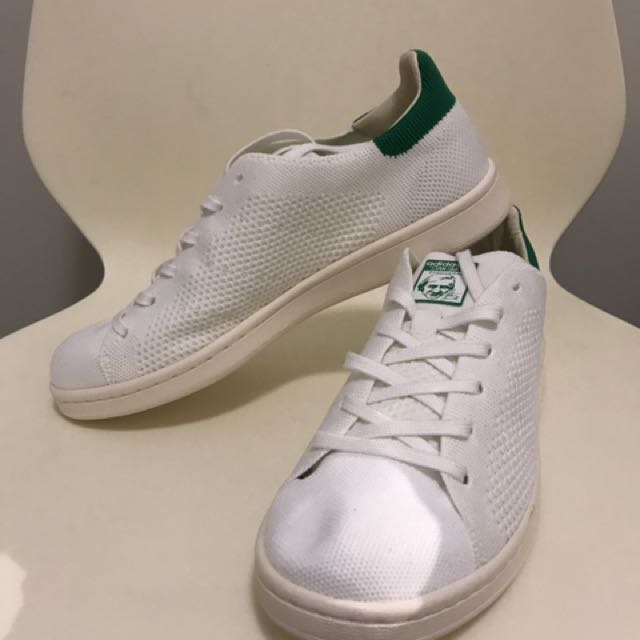 Adidas Stan Smith Prime knit Green US8