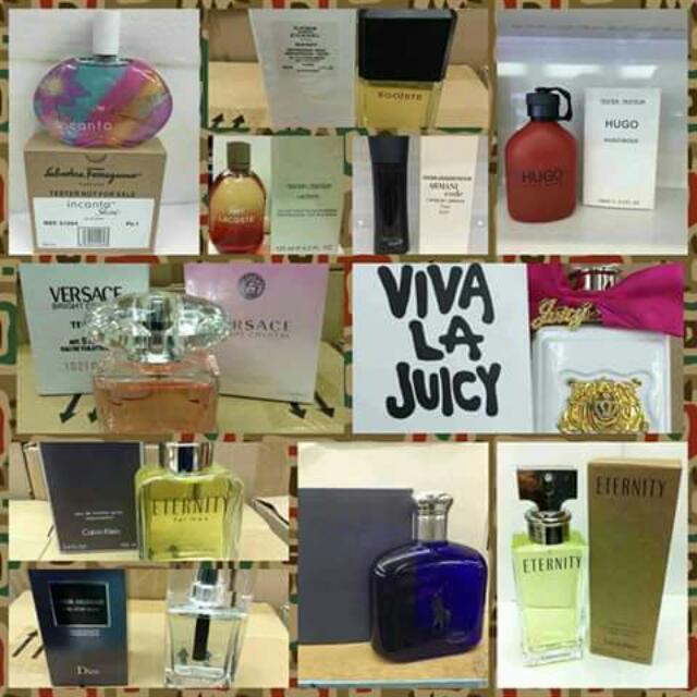 All Kinds Of Perfume