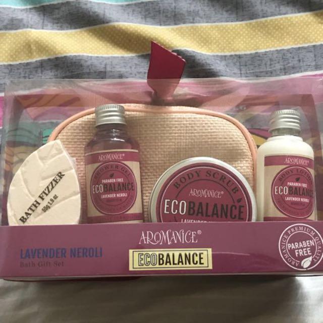 Aromance Ecobalance Lavender Neroli Gift Set