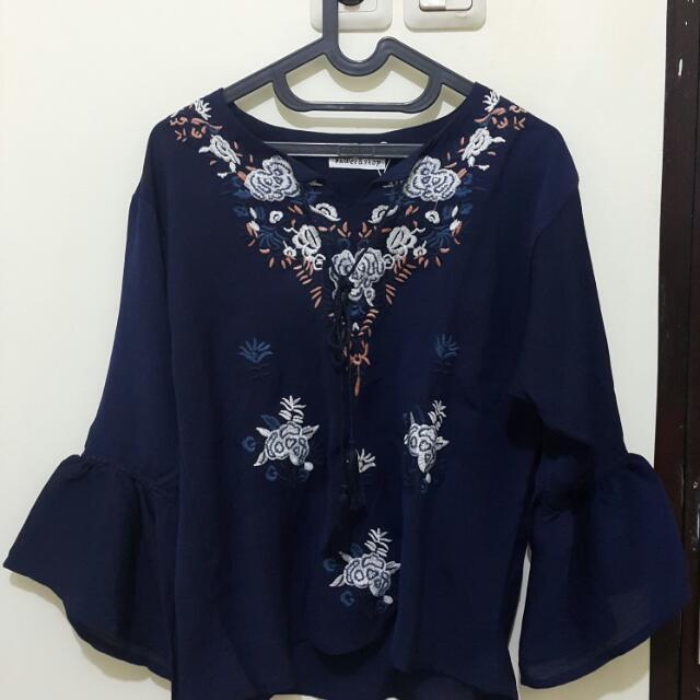 Atasan Embroidery - Besar