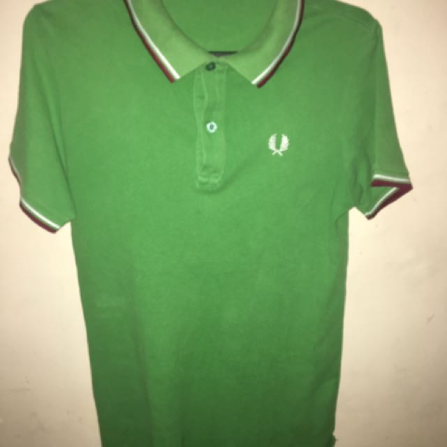 Authentic Fred Perry Polo Shirt