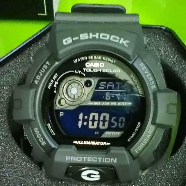 AUTHENTIC  GSHOCK! Brandnew 👌👍 RUSH SALE!! NO ISSUE NEED 💰