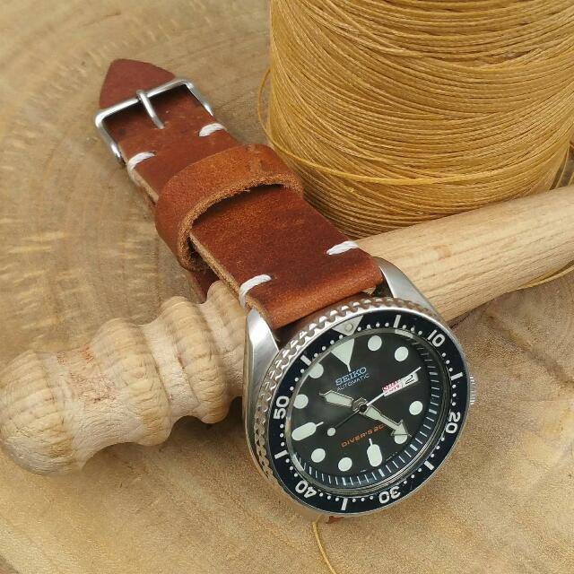 Authentic Leather Strap