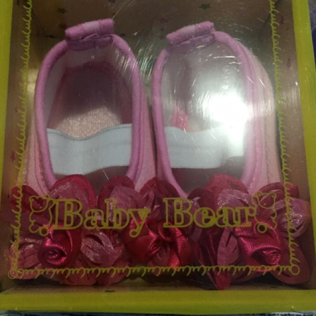 BABY BEAR Prewalker Baby Shoes