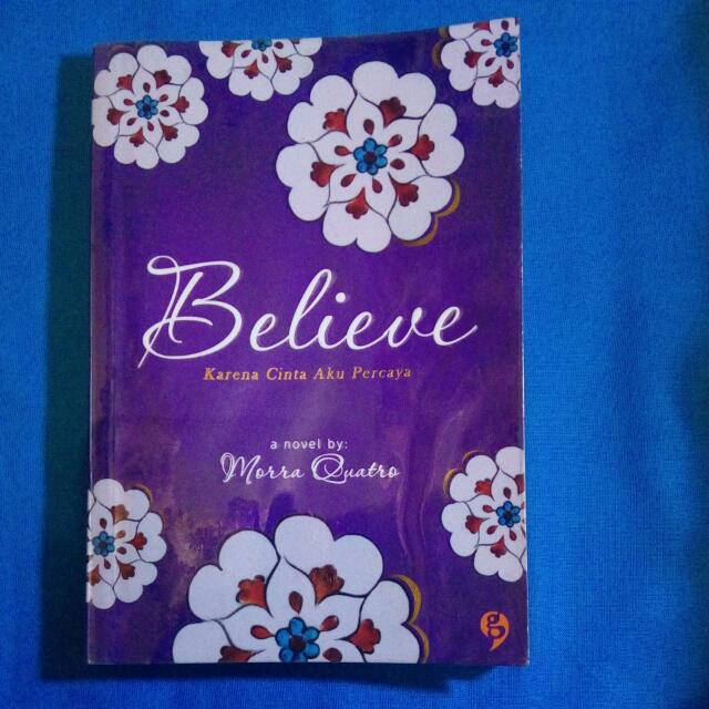 Believe - Morra Quatro