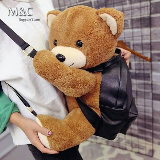 Big Teddy Bear Bag