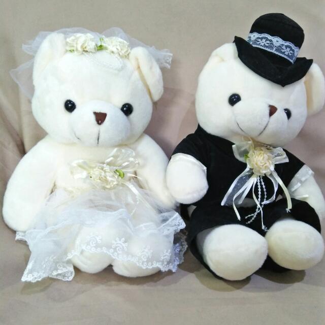 Boneka Bear Couple
