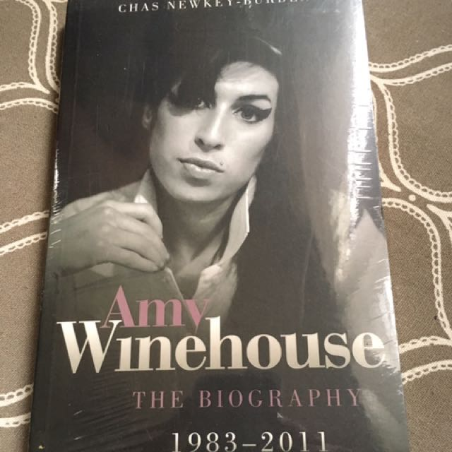 Brand New, Amy Winehouse The Biography