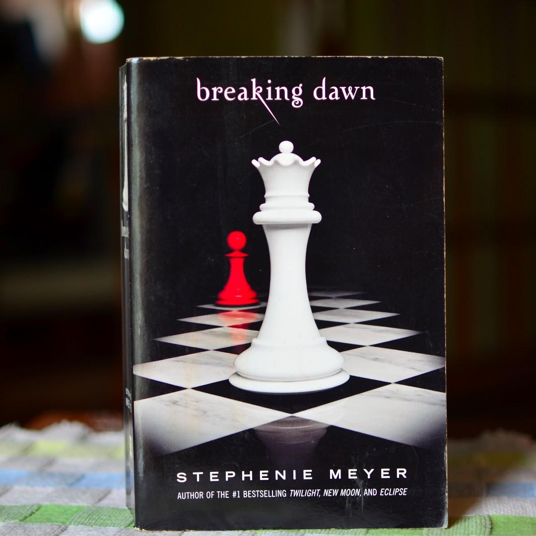 Breaking Dawn (Twilight Book 4)