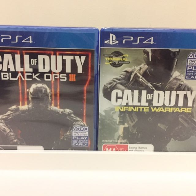Call Of Duty (NEW)