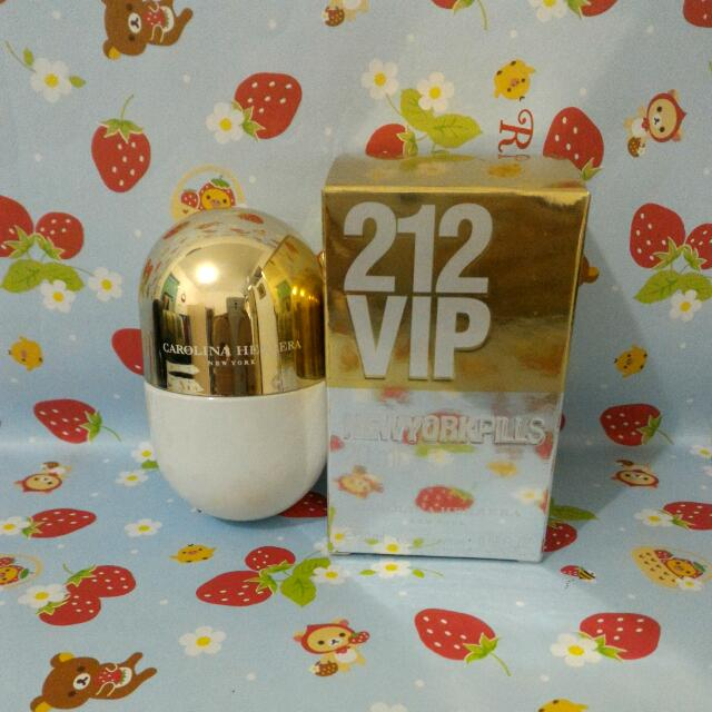 Carolina Herrera 212 VIP 20ml