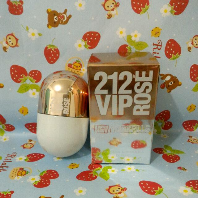 Carolina Herrera 212 VIP Rose 20ml