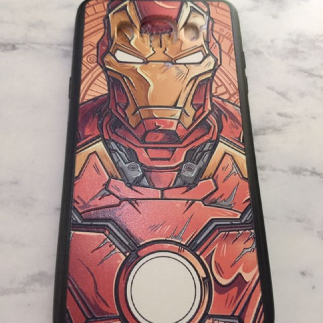 Case J7 2016 Ironman