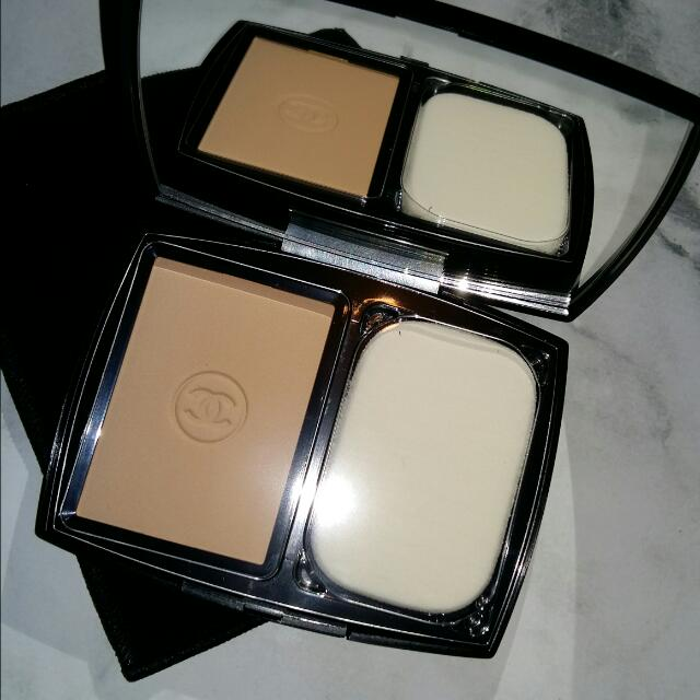Chanel Luminous Matte Powder