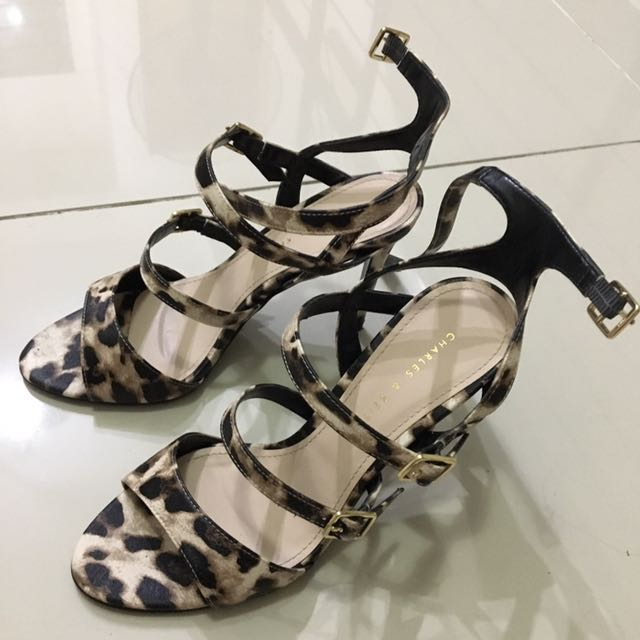 Charles and Keith Shoes