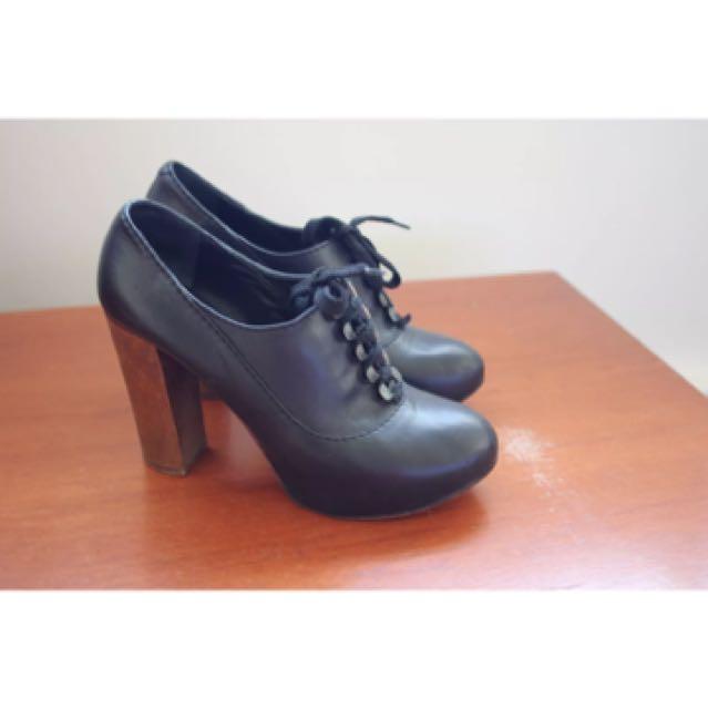 d65801030d71 Chloe Silverado Phoebe Philo Oxfords Clogs Mules Boots Heels ...
