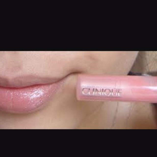 Clinique Long Last Glosswear Shade Air Kiss