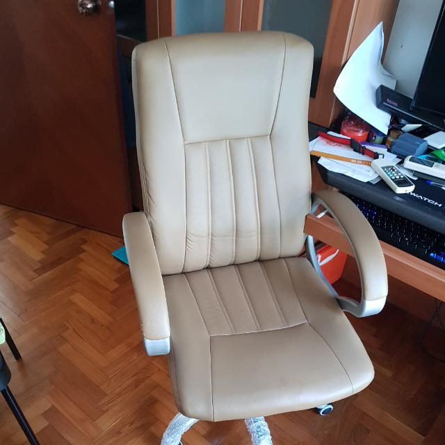 Computer Chair 3 Months Used