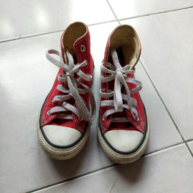 Converse Rubber Shoes