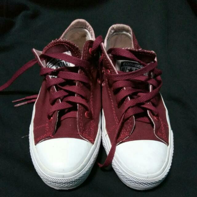 Converse Size 38.