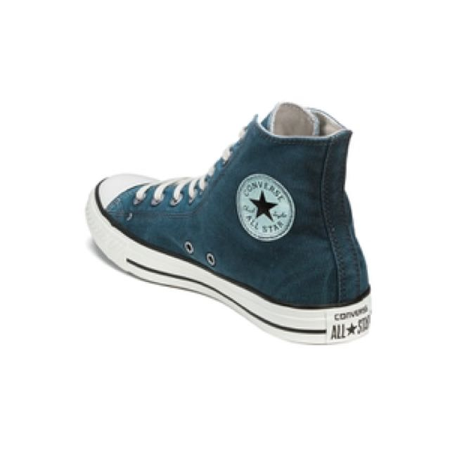 4021528c5f41 Converse Unisex s Chuck Taylor All Star Sunset Wash Hi-Top Trainers ...