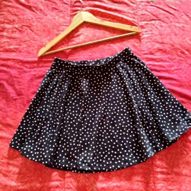 COTTON ON Polka Skirt