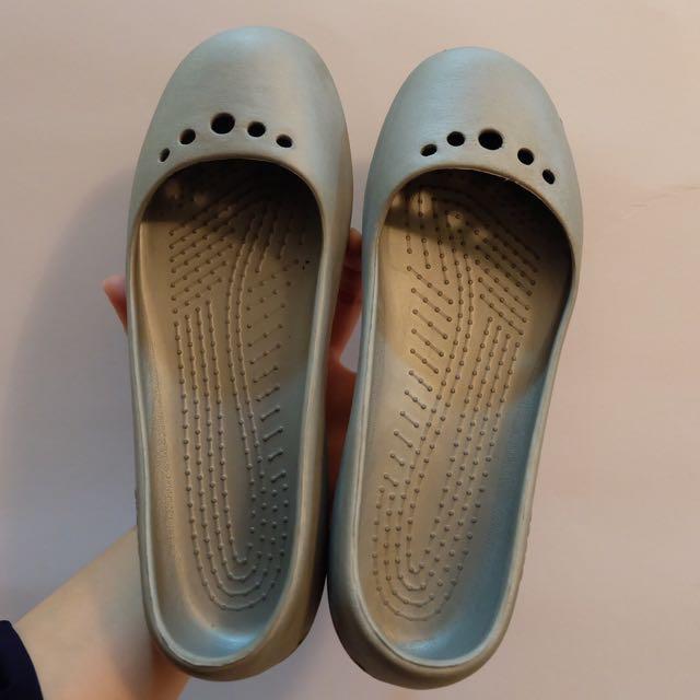 Crocs Prima Silver