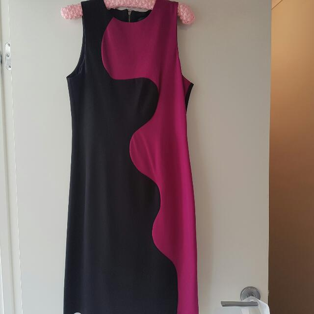Cue Size 12 Dress