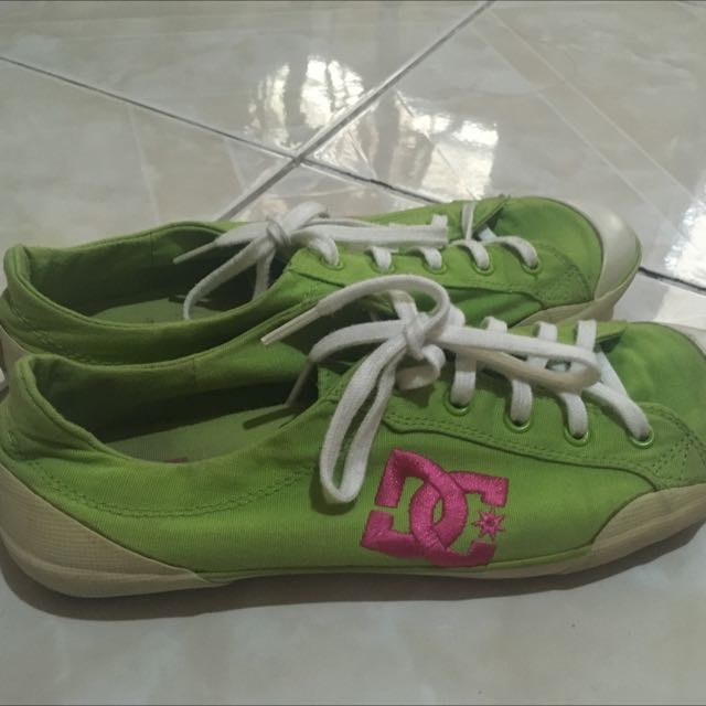 DC Rubbershoes