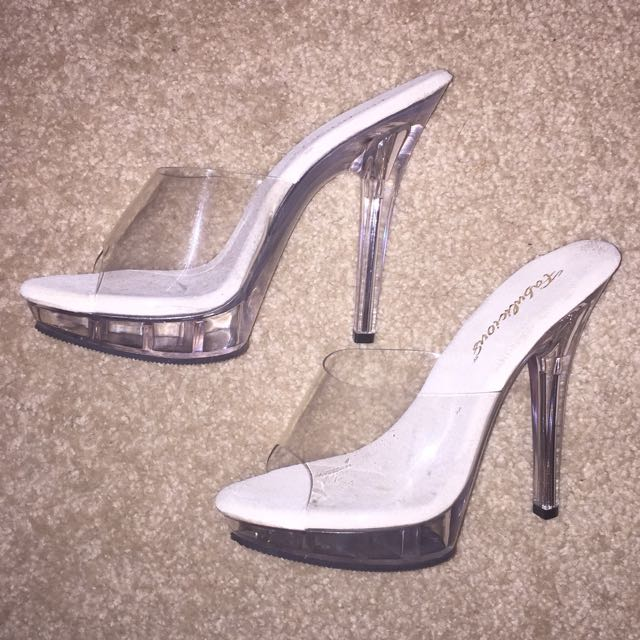 Fitness Competition Heels