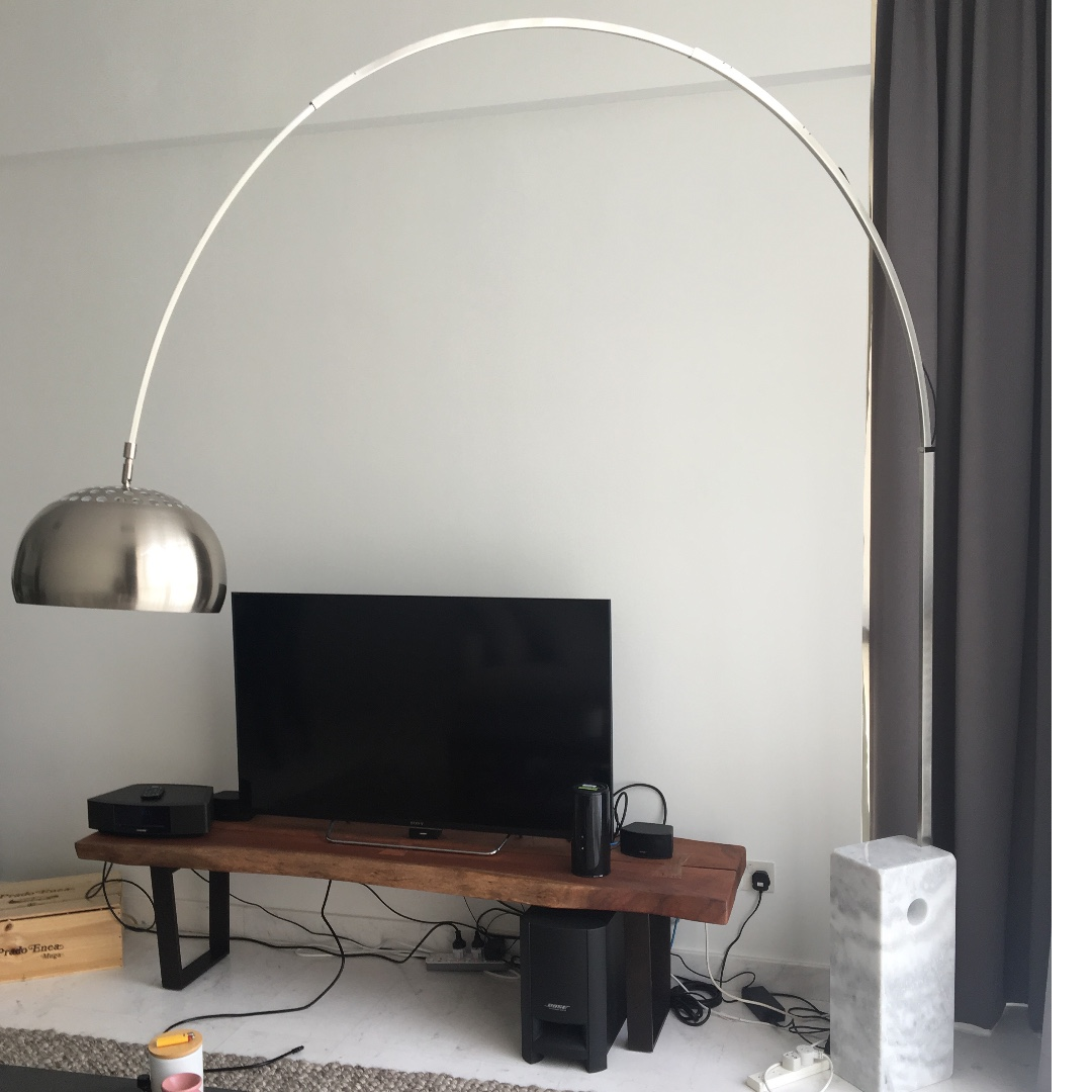 Floor Lamp - Replica ARCO Lamp